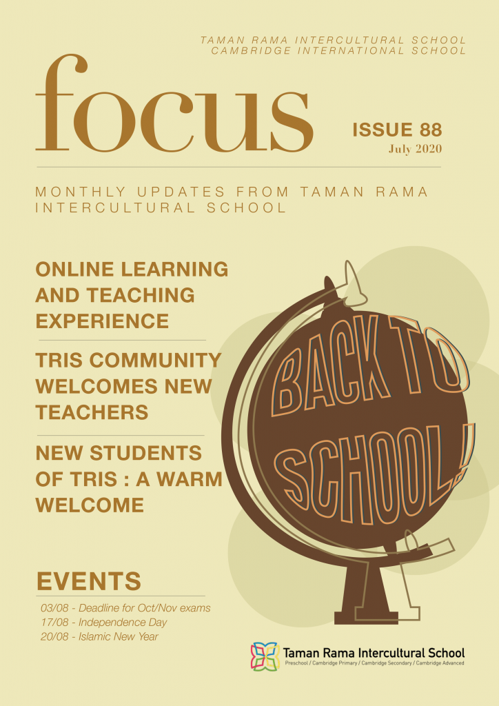 Focus Issue 88 – July 2020
